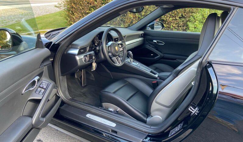 PORSCHE 911  991-2  Carrera 4 vol